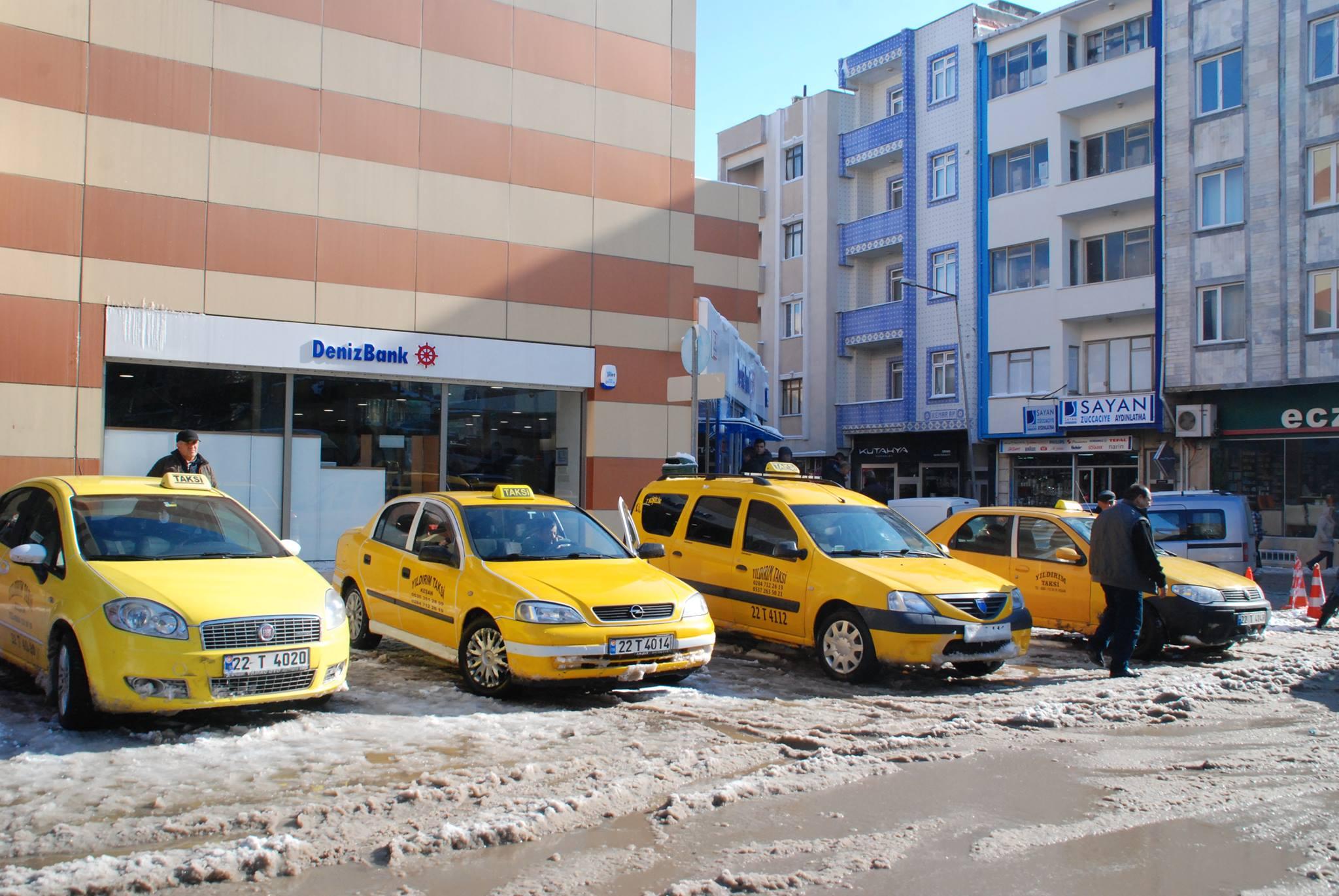 Yildirim Taksi Duragi Pasayigit Caddesi Ne Tasindi